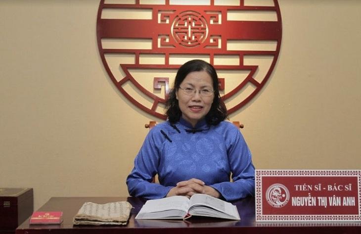 Tiến sĩ - Bác sĩ CKII Nguyễn Thị Vân Anh là người có hơn 30 năm kinh nghiệm trong điều trị sỏi thận