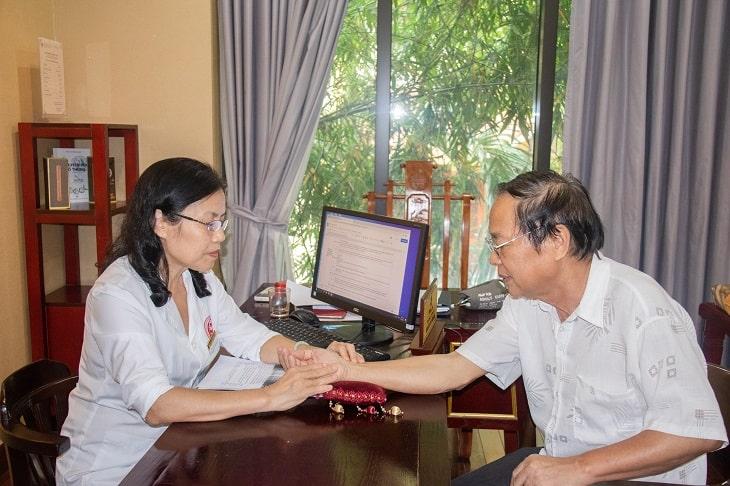 chi phí khám và điều trị sỏi thận tại nhất nam y viện